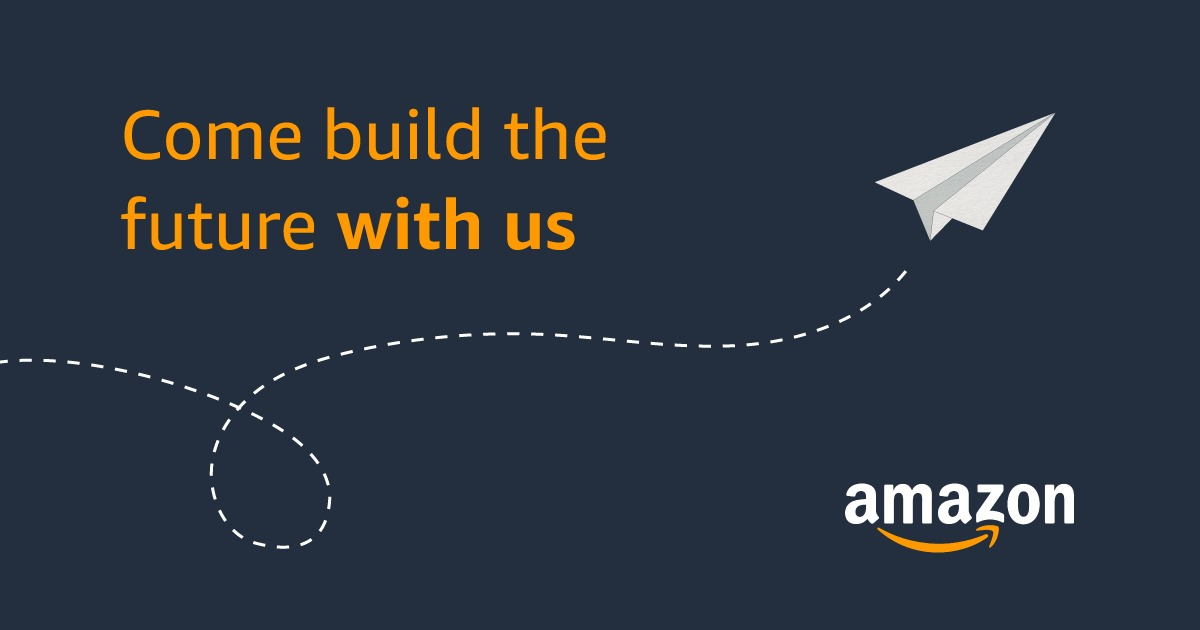 Amazon jobs: Help us build Earth's most customer-centric