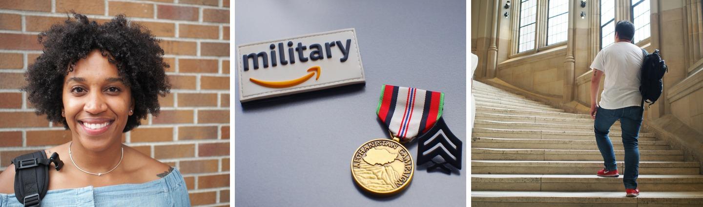 Student Veterans Amazon Jobs