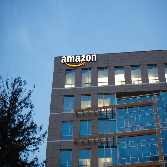 What are the benefits and drawbacks of capitalizing on Amazon.com Inc stock?