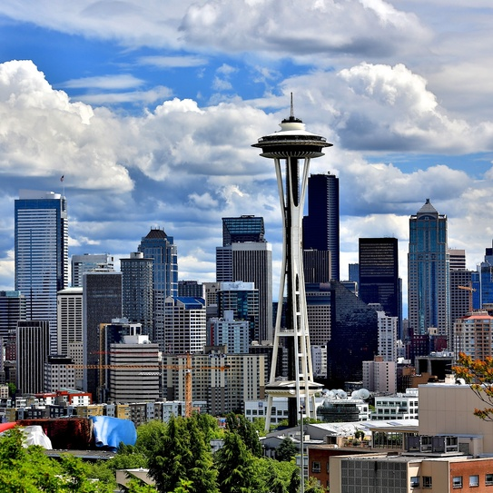 Seattle Washington Amazon Jobs