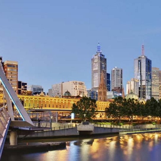 how to call melbourne australia