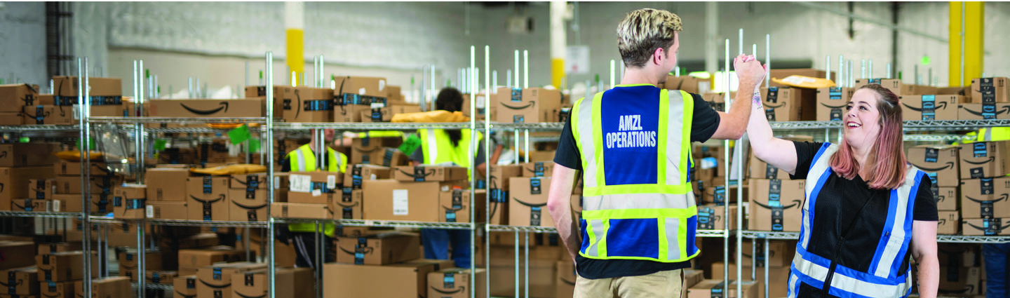 Amazon Logistics | Amazon jobs