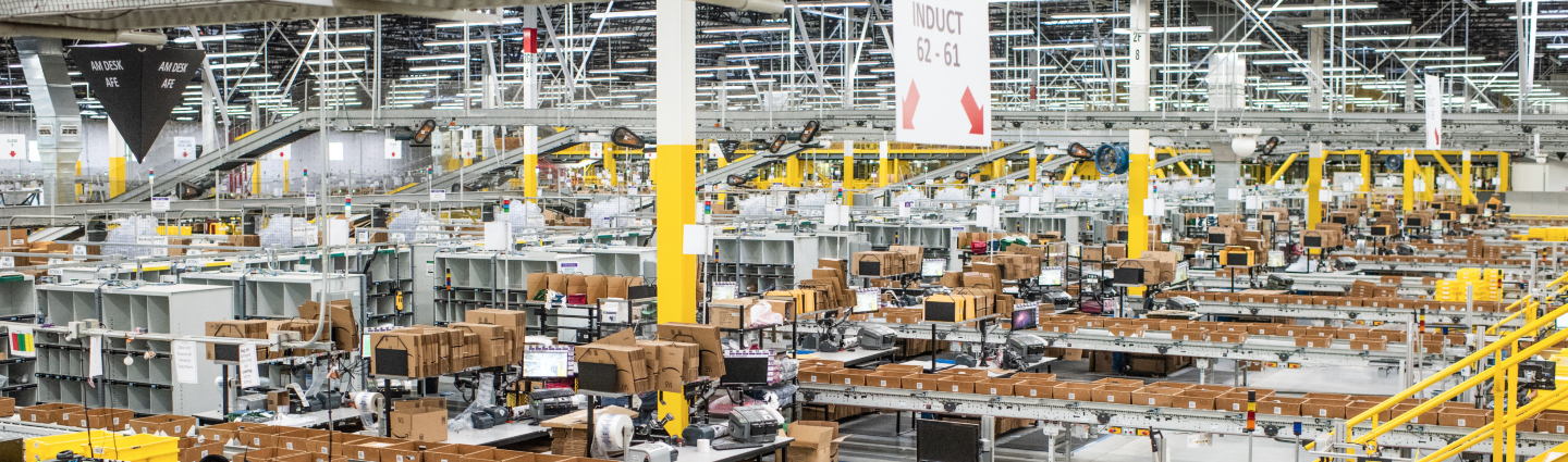 Fulfillment Center Management | Amazon jobs